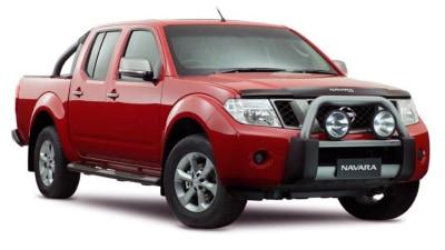 Nissan Navara D40 Joins Takata Airbag Recall List