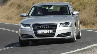 Audi A8 Recalled For Leaking Solenoid Solution