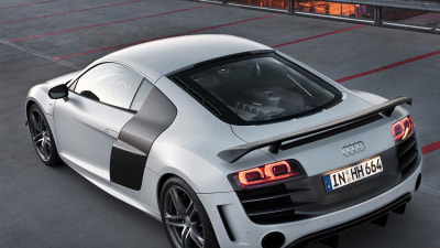 2011 Audi R8 GT Revealed: Weight Down, Power Up