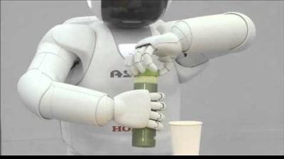 Honda's ASIMO Robot Displays New Skills At New York Auto Show: Video
