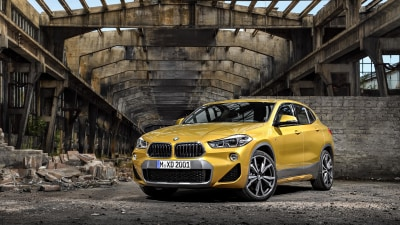 2018 BMW X2 - Price And Features For Australia