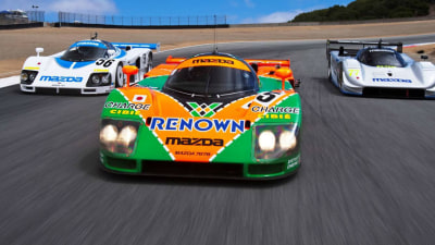Mazda Engineer Eyeing Off Return To Le Mans, With Rotary Power