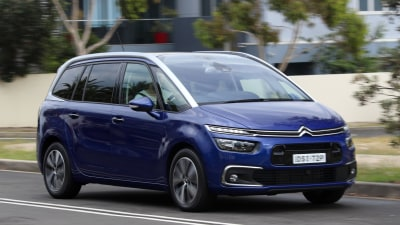2018 Citroen Grand C4 Picasso quick spin review