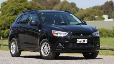 2012 Mitsubishi ASX 4WD Petrol Automatic Review