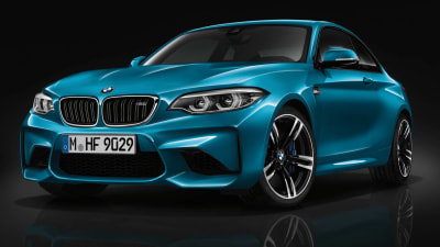 BMW Tweaks M2 For 2018 Model Year