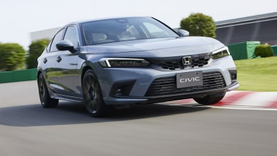 2022 Honda Civic hatch revealed: Australian launch due late 2021, hybrid coming in 2022