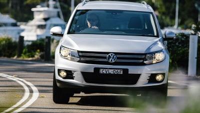 Volkswagen Tiguan And Skoda Yeti Recalled For Airbag Abnormality