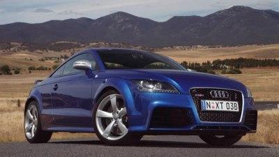 2010 Audi TT RS Launched In Australia