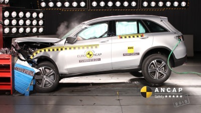 ANCAP Awards 5-Star Ratings To Jaguar XE and Mercedes-Benz GLC, Applauds Pedestrian Protection