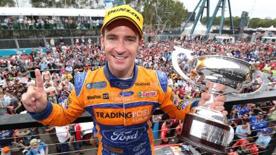 V8SC 2012 Round 15: TeamVodafone/FPR Series Domination Complete In Sydney