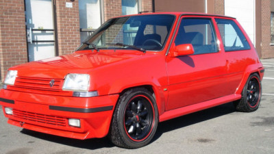 Dream Of The Renault Twin'Run... Or Snap Up This Renault 5 GT Turbo