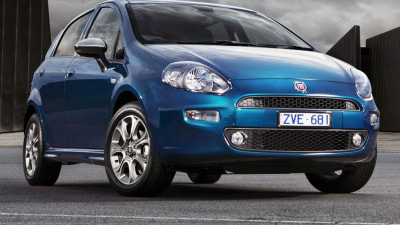 2013 Fiat Punto: Price And Features For Australia As Fiat Range Grows