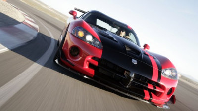 Dodge Viper May Receive Fiat-Developed V10 Powerplant: Report