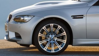 2008 BMW M3 sedan unveiled