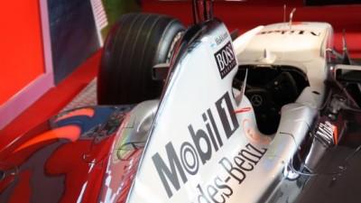 F1: Mercedes Delay 2010 Engine Announcement