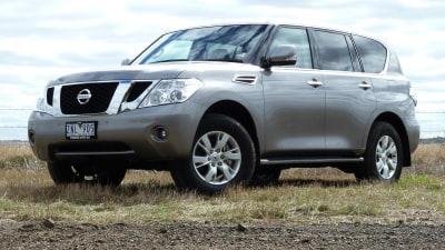 2013 Nissan Patrol Ti Review
