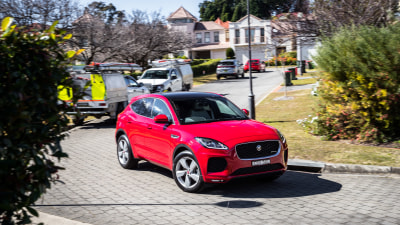 2019 Jaguar E-Pace review: P200 R-Dynamic S