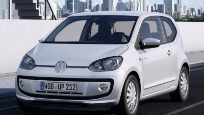 Volkswagen Up! Confirmed For Australia