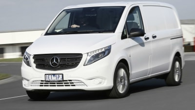 Mercedes-Benz Vito: 2015 Australian Price And Features