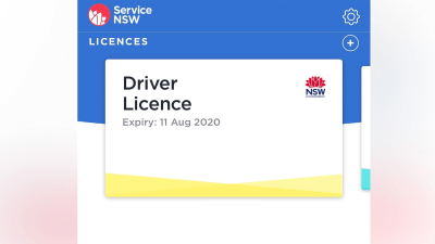 NSW motorists can now use digital licences, but you can still be fined if you use it incorrectly