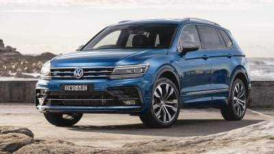 2021 Volkswagen Tiguan Allspace: 140TDI diesel rejoins Australian range