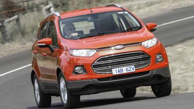 2014 Ford EcoSport Titanium Review: 1.0 Litre Manual