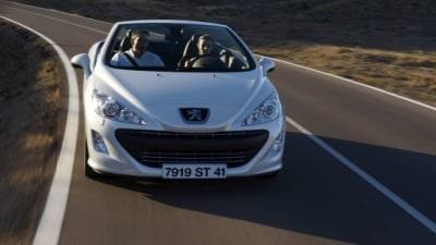 2009 Peugeot 308 CC Launched In Australia