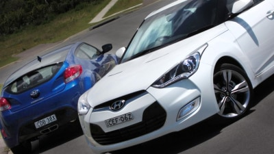 2012 Hyundai Veloster First Drive Review