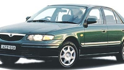 Used car review: Mazda 626 1997-2002