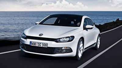 Volkswagen Readying Scirocco R20T
