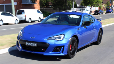 2018 Subaru BRZ tS new car review
