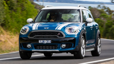 2017 Mini Countryman Cooper SD she says, he says review