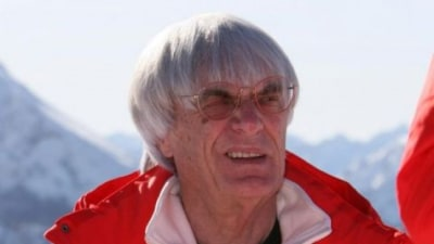 F1: Bernie Ecclestone Promises Support For Cash-Strapped Teams
