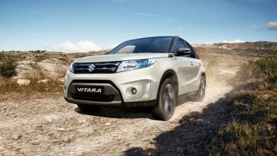 Suzuki Vitara Diesel Recalled For Temperature Sensor Solution