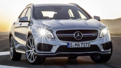 The Week That Was: AMG GLA45, Volkswagen R-Line, Range Rover Sport