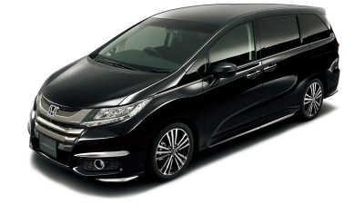 2014 Honda Odyssey Images Released On Company Website