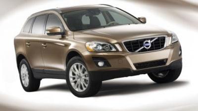 2009 Volvo XC60 revealed