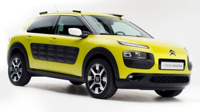 2016 Citroen C4 Cactus Specifications Outlined