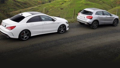 2014 Mercedes CLA, GLA: 250 4Matic Price And Features For Australia