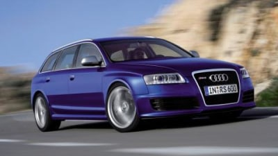 Fifth Gear drive the Audi RS6 Avant