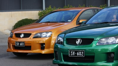 Holden Cutting Commodore Production Ahead Of 2011 Update