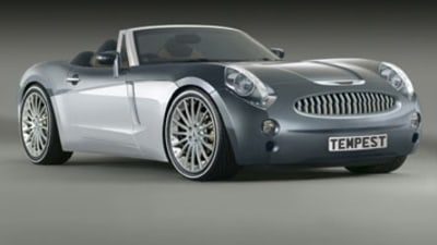 Chinese to revive Healey sports car brand