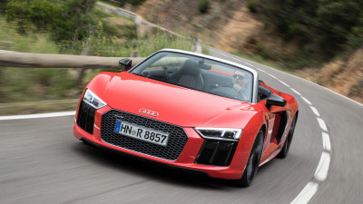 2017 Audi R8 Spyder - Price And Features For Australia