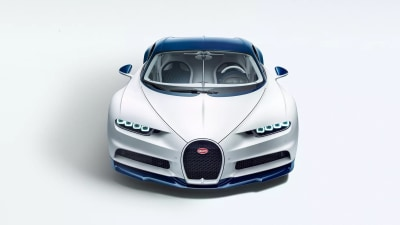 Bugatti Chiron air-conditioning so powerful it can cool an entire apartment