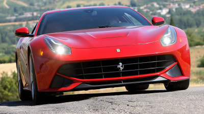 Ferrari F12 Speciale: More Power, Less Weight In New Super Coupe?