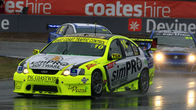 Chaz Mostert And A Slippery Queensland Raceway: Rookie's Corner