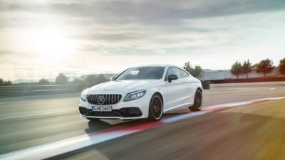 Updated Mercedes-AMG C63 unveiled