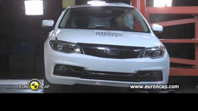Qoros 3 Becomes First Chinese Car To Get Euro NCAP 5-Star Safety Rating