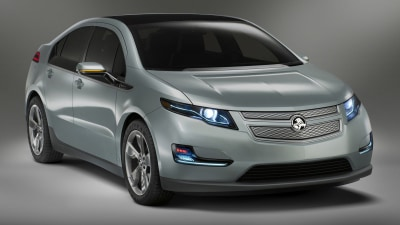 Holden Volt Price Could Fall With Second Generation