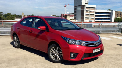 2015 Toyota Corolla ZR Sedan Review - When Small Sedans Ain't Small